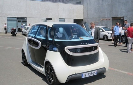 Bordeaux: La voiture de demain a rendez-vous au salon des transports intelligents | 694028 | Scoop.it