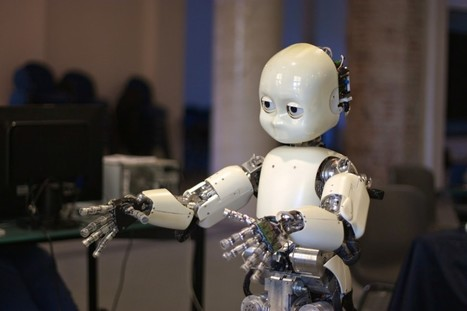 Emerging Industries – The Robots Are Here (in all Shapes and Sizes)! — Emerging Education Technologies | Sheila's Edtech | Scoop.it