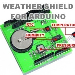 How to make a weather station with Arduino | Arduino, Netduino, Rasperry Pi! | Scoop.it