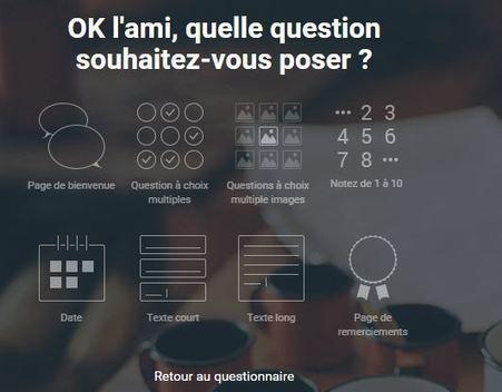 Bovizir sondage en ligne avec toutes les bonnes options | Conseils et Astuces Numériques pour TPE et PME | Scoop.it