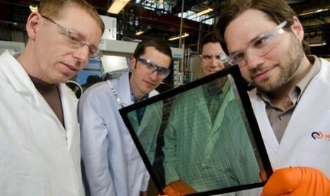 Les fenêtres solaires vont bientôt remplacer les panneaux solaires sur les grandes surfaces vitrées | Menuiseries innovantes | Scoop.it