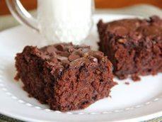 Alaska from Scratch: Chocolate zucchini cake | Just Chocolate!!! | Scoop.it