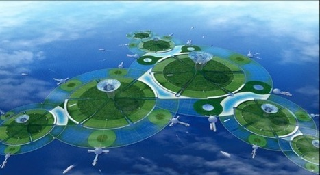 Green Float: Floating Cities by 2025? | Slash's Science & Technology Scoop | Scoop.it