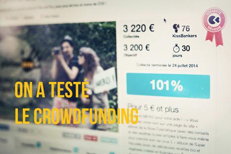 Notre expérience #crowdfunding | Quatrième lieu | Scoop.it