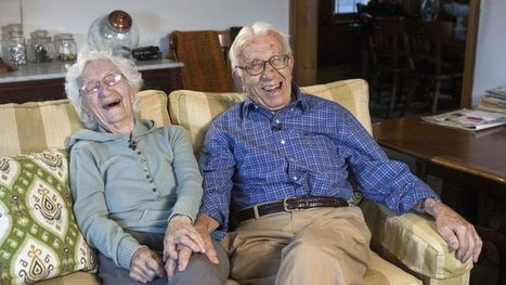 Les seniors tombent de plus en plus amoureux - Le Figaro | Seniors | Scoop.it