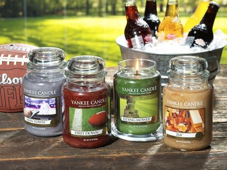 Smells like lawn mower? New manly-scented candles   Kickin' Kickers   Scoop.it