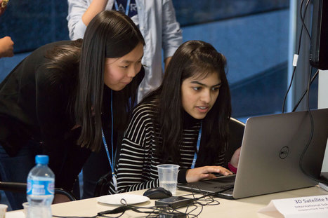 UN News - 'Girls in ICT Day' highlights need to promote technology careers for women | Women & Girls in ICT | Scoop.it