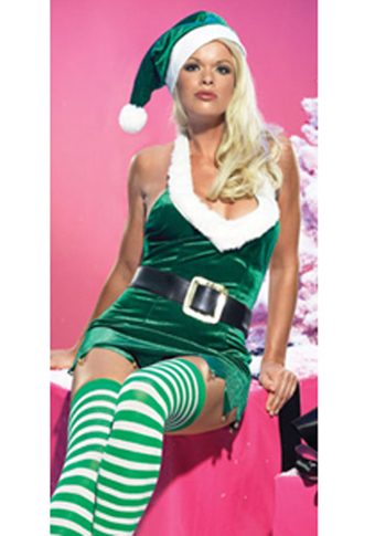 Sexy Christmas Elf Costume –SexyLingeriesDeal.com | Christmas Costumes | Scoop.it