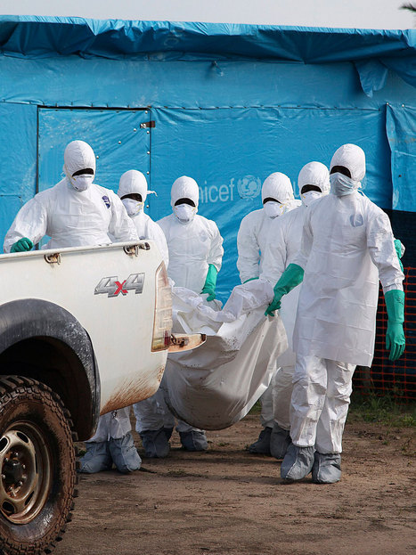 Ebola outbreak: Five co-authors of latest study killed by virus before their research was published | Virology News | Scoop.it