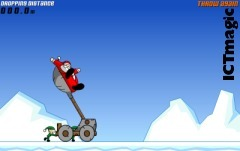 Slingshot Santa | Jogos no SCOOP it | Scoop.it
