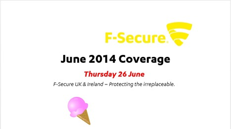 June Coverage (26th) | F-Secure Coverage (UK) | Scoop.it