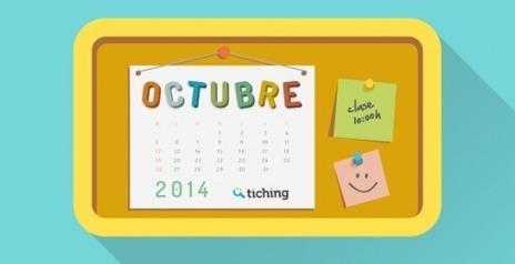 Los 5 mejores blogs de octubre | El Blog de Educación y TIC | Contenidos educativos digitales | Scoop.it
