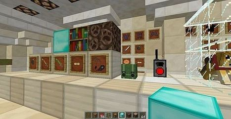 Official Minez Texture Pack for Minecraft 1.5.2/1.5.1 | Minecraft Resourcepacks | Scoop.it