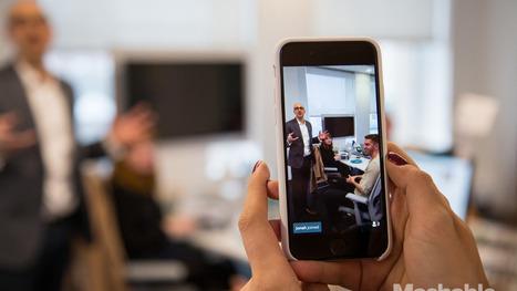 Twitter's Periscope app nabs 1 million users in just 10 days | Social Media Marketing | Scoop.it