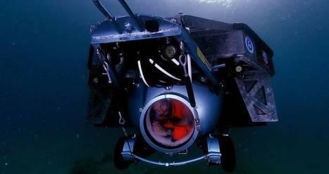 Homemade Submarine | Technology | Scoop.it