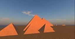 Giza Plateau (WestWorld) | Corran Journal | Virtual Worlds  - Inworldz, Metropolis, Avination, Opensim, Kitely, Craft World and  more  in  the Metaverse | Scoop.it