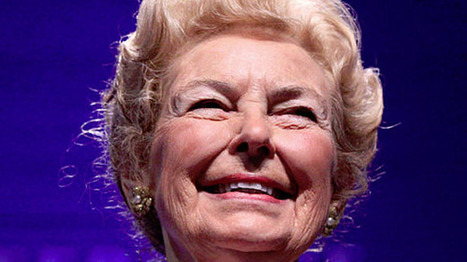 Phyllis Schlafly: Don't date feminists!!!! | MORONS MAKING THE NEWS | Scoop.it