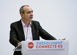 Innovation : La CFDT se forge une stratégie numérique | Competitinnov | Scoop.it