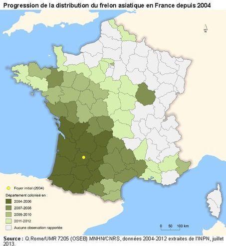 En France, une biodiversité sous haute pression - Le Monde | Le Fil @gricole | Scoop.it
