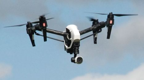 Cumbria Police drones to help crime fighting and searches - BBC News | Police Problems and Policy | Scoop.it