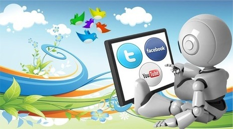 Why You Must Automate 80 Percent of Your Social Media Activity | Evoweb.Be | Scoop.it