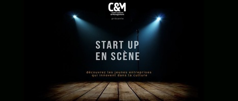 Start-up en Scène : 50 startups culturelles en lice | MUSIC:ENTER | Scoop.it