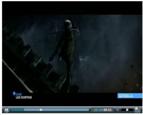 L'actualité du cinéma - TF1   Godzilla - TV & Web Coverage   Scoop.it