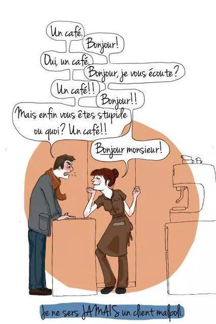 Un caf&eacute;, &ccedil;a va.<br/>3, bonjour les d&eacute;g&acirc;ts ! | Epic pics | Scoop.it