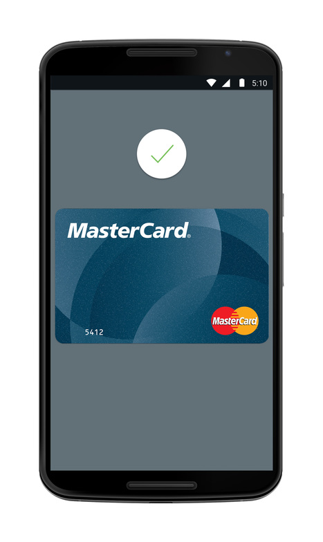 MasterCard : «Cet été, les détenteurs de smartphones Android pourront utiliser la solution Android Pay» | Geek 2015 | Scoop.it