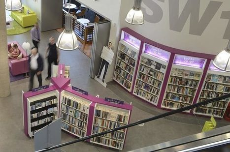 Library design services and consultancy | Library Upgrade | Scoop.it