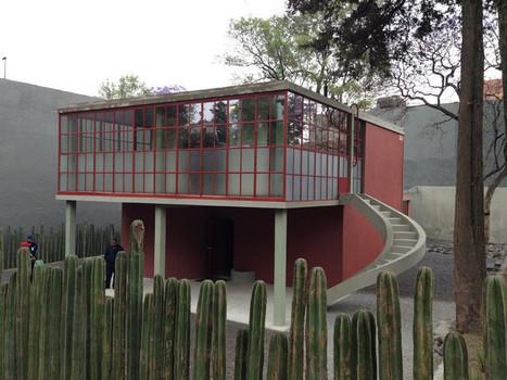 Clásicos de Arquitectura: Casa O´Gorman / Juan O´Gorman | La vie des rayons | Scoop.it
