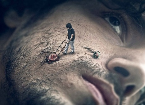 Photo Manipulation and the amazing effects | Professional Photo Editing | Scoop.it