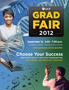 College of Sciences » Save the Date: UCF Grad Fair | From UCF to Lake Nona and Medical City - New Orlando | Scoop.it