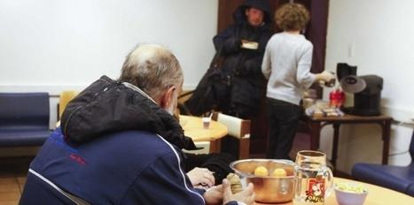 Sans-abri : la demande d'hébergement en hausse de 15% | Association solidaire, aide alimentaire , aide aux personnes en difficulté | Scoop.it