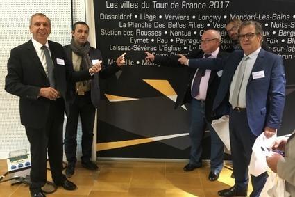 Tour de France 2017. C'est officiel pour Rodez et Laissac ! | L'info tourisme en Aveyron | Scoop.it
