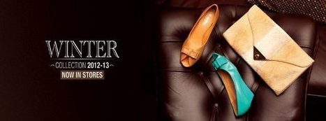 Stylo Shoes Winter Collection 2013 | Latest Fashion News of Pakistan | Scoop.it