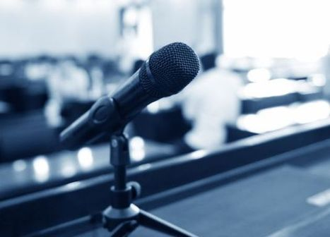 Stage fright: How to overcome your fear of public speaking | Citrix Interactions Blog | Transforming small business | Scoop.it