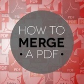 When two is too many: How to merge multiple PDF files | PDF Merge | Scoop.it