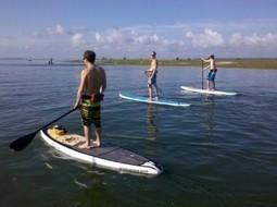 Paddleboard off Pawleys Island, South Carolina   Explore Pawleys Island   Scoop.it