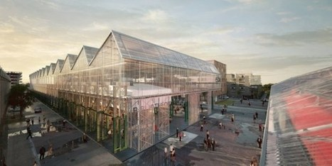 A Nantes, les Halles Alstom entament leur mue   Villes en mutation, BTS I   Scoop.it