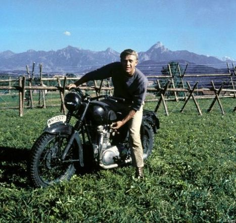 William Ash: The cooler king - BBC News   Motorcycle news from around the web   Scoop.it