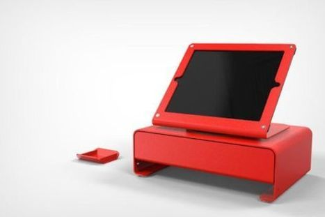 Heckler Design's iPad Cash Drawer brings minimalism to sales terminals | Experience Innovation | Scoop.it