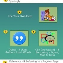 Some ways to Avoid Plagiarism   Visual.ly   How to Avoid writing Plagiarized Content   Scoop.it