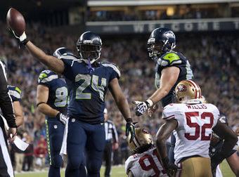 TD NFL: Week 2: Marshawn Lynch | Sport | Scoop.it