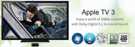 Backup BD/DVD movies to iTunes 11 for streaming to Apple TV 3 | Digital all | Scoop.it