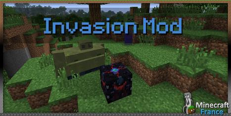 Invasion Mod for Minecraft 1.6.2/1.5.2/1.5.1/1.4.7   5Minecraft   Minecraft download   Minecraft 1.6.2 Texture Packs   Scoop.it