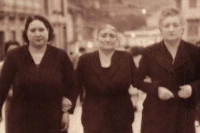 Lola, Amparo y Julia ayudaron a huir a 500 judíos en la II Guerra Mundial