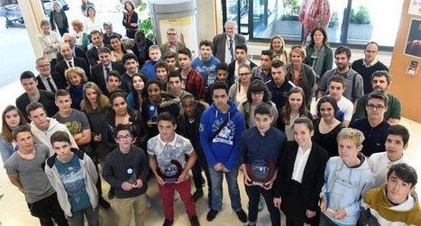 Des jeunes impliqués pour comprendre et transmettre | Le collège Antonin Perbosc à la Une ! | Scoop.it