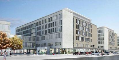 La Duchère : la démolition de la barre 230 aura lieu le 2 juillet 2015 - Lyon Pôle Immo   bibliothèque troisième lieu   Scoop.it
