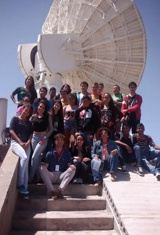 Visit to Maspalomas Satellite Station | Technology | Scoop.it